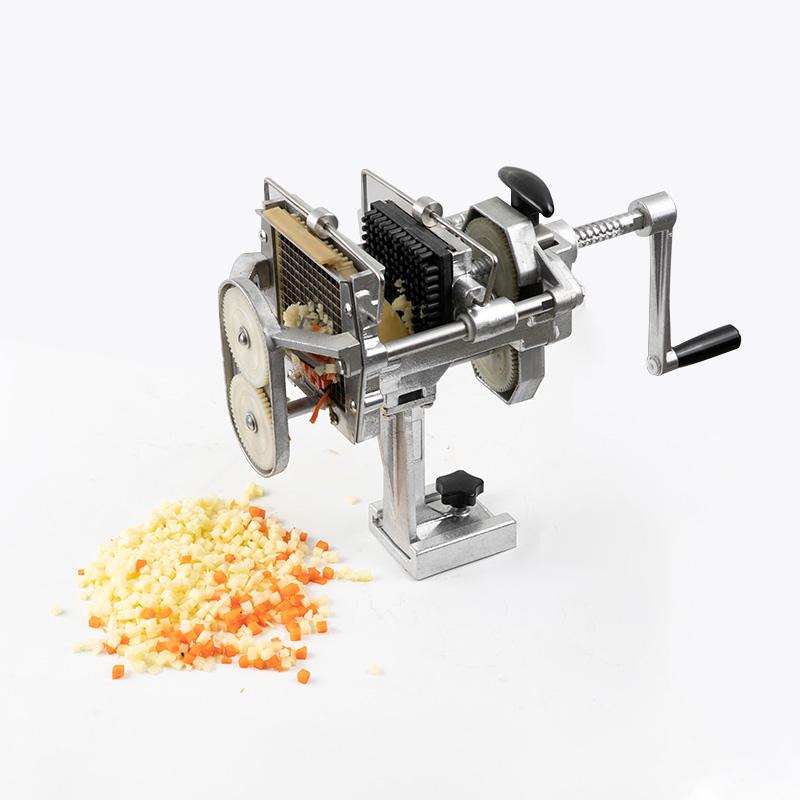 切丁机切土豆
