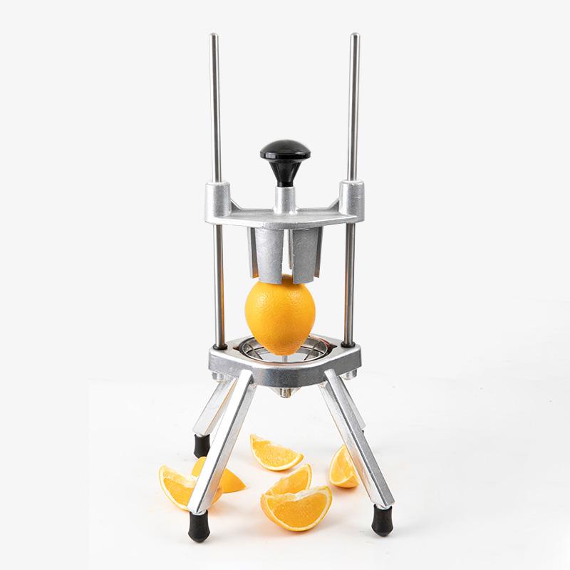 切块机切橙子