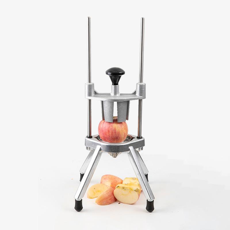 切块机切苹果