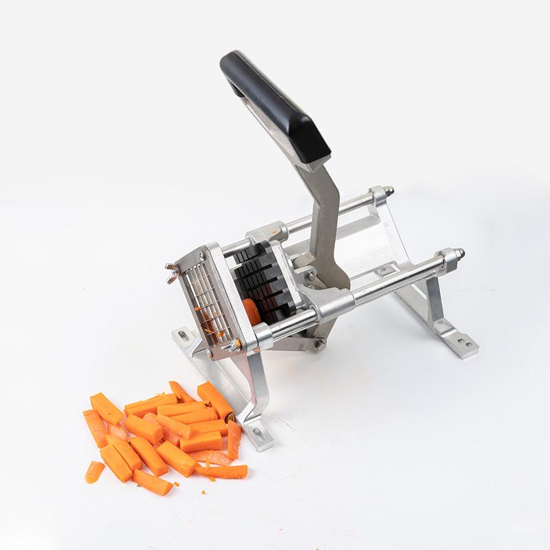 薯条机切胡萝卜