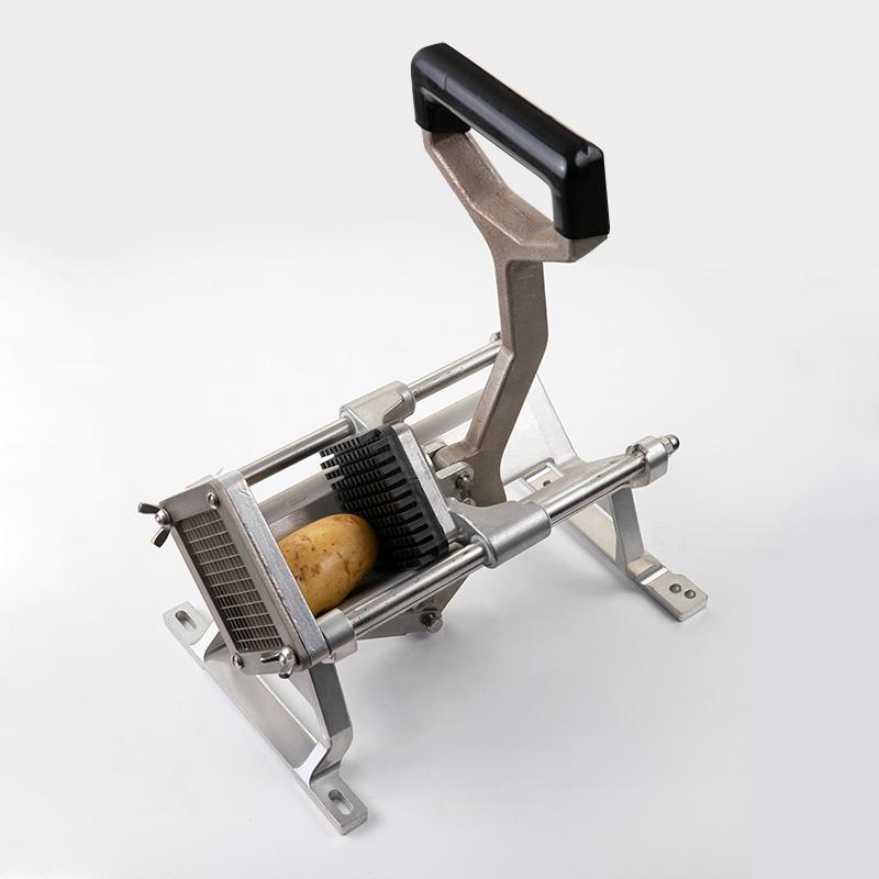 薯条机使用