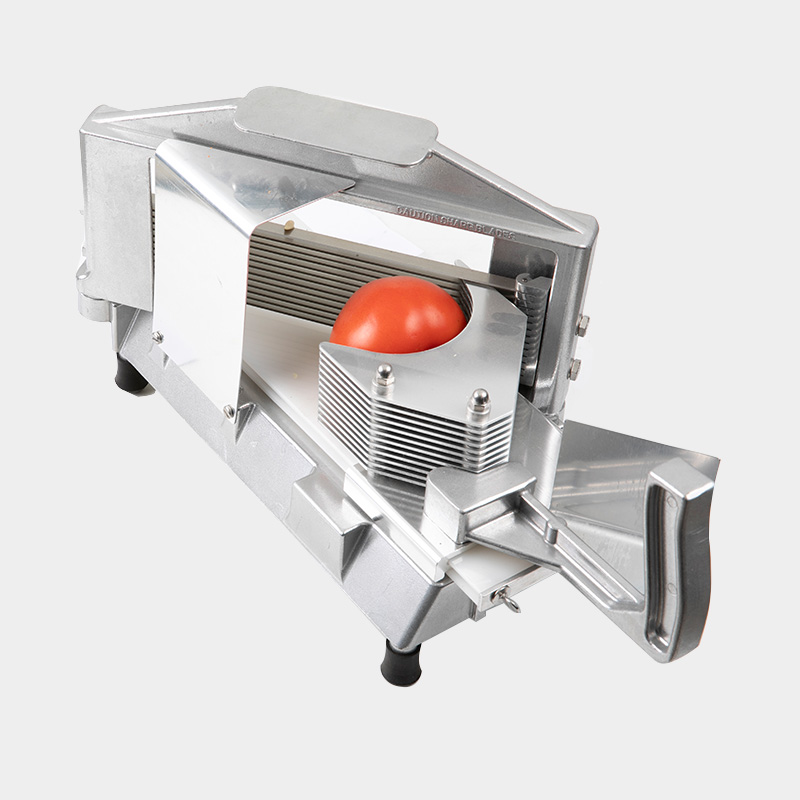 西红柿切片机切西红柿
